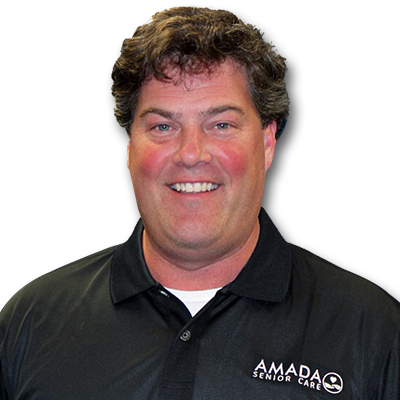 John Merrell Owner of Amada Senior Care Jackson